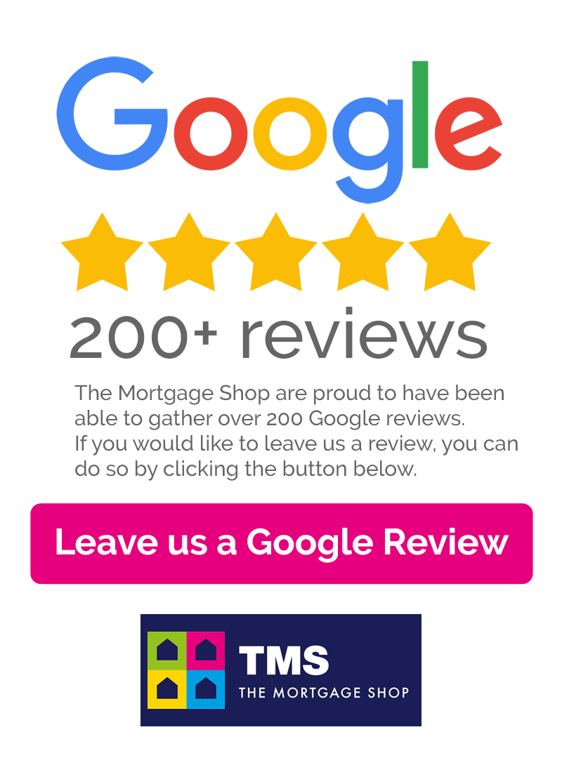 Google 100+ Reviews image - The Mortgage Shop, Kent